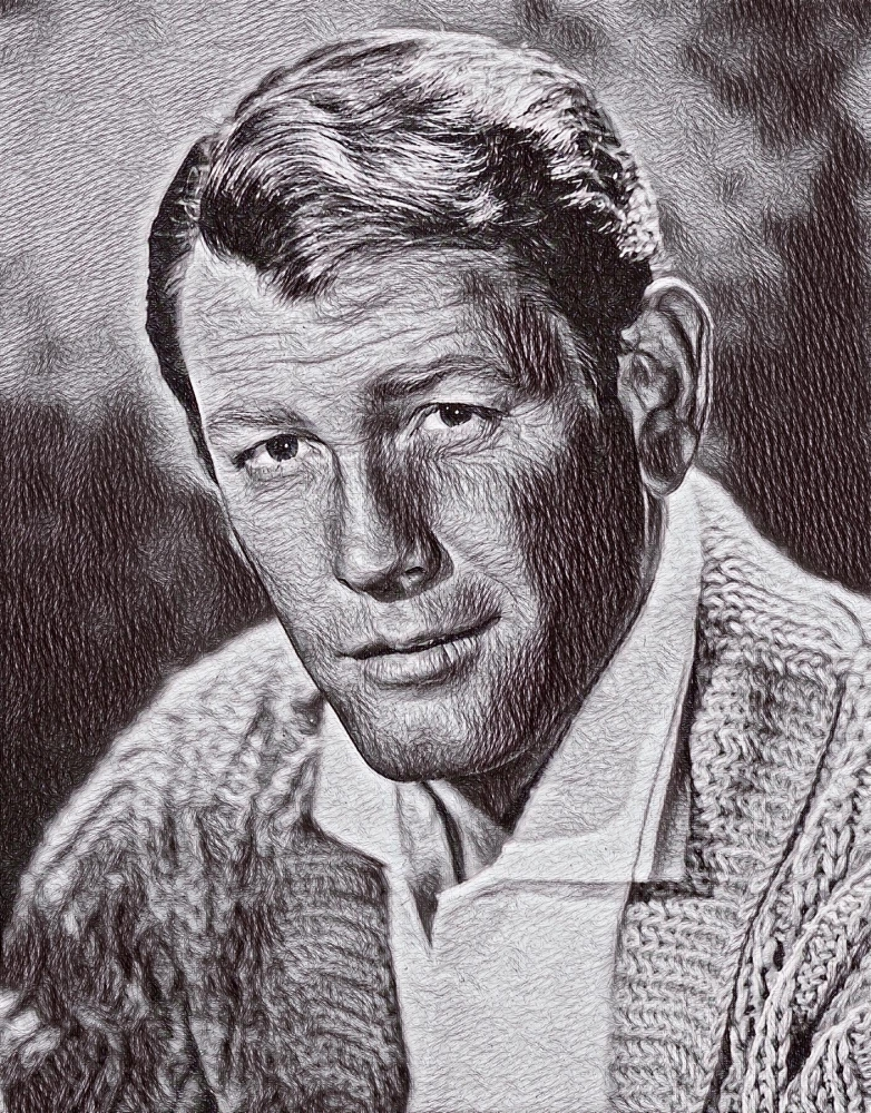 Earl Holliman by Sarius5